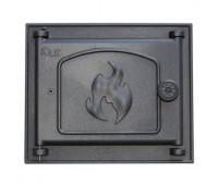350 LK Дверца топочная глухая (250х210)