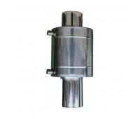 Теплообменник  6л на трубе д.115 штампованный (AISI 439)