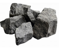 Камень Габбро-диабаз (мешок 20 кг)