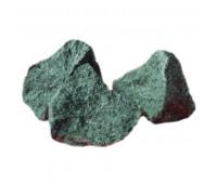 Камень Жадеит Чёрный принц колотый (ведро 18 кг)