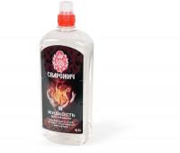Жидкость для розжига Люкс 0,5л (парафин)