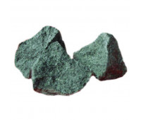 Камень Жадеит Чёрный принц колотый (ведро 10 кг)