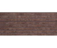 Фиброцементная панель NICHIHA Камень (Темно-корич.) WFX442G 455*1010*14 мм