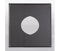 Декоративная пластина Стандарт 35-45* (Черный) 250д