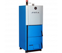 Твердотопливный котел ZOTA Mix 40 кВт (КСТ)