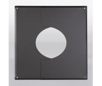 Декоративная пластина Стандарт 35-45* (Черный) 130д