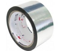 Скотч-фольга алюминиевая (50мм х 50м)