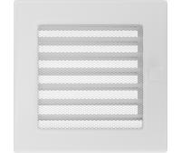 Вентиляционная решетка Белая (17*17) 17BX