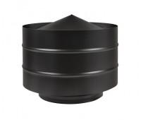 Дефлектор BLACK (AISI 430/0,5мм) 115х200д